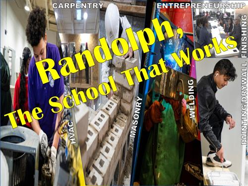 Randolph, The School That Works