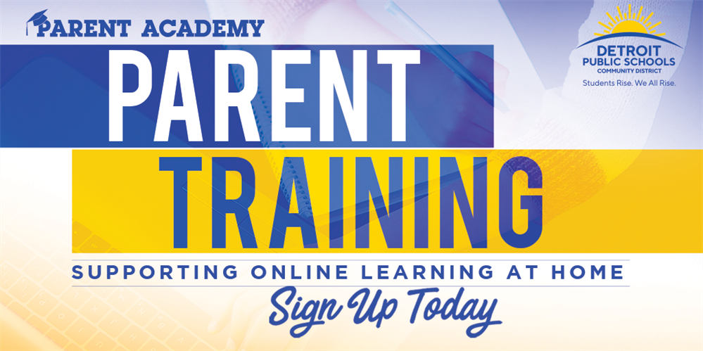 Parent Support for Online Learning