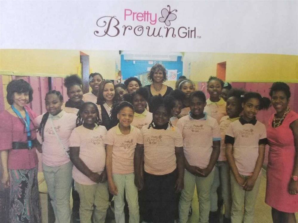 Bagley's Pretty Brown Girl Club Is Launching