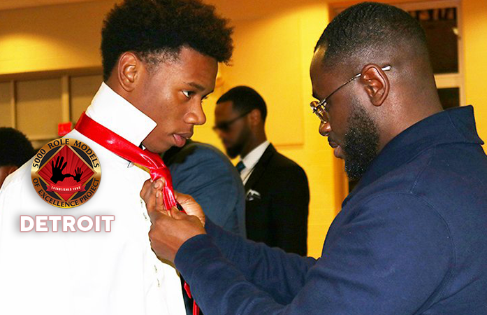 5000 Role Models Tie Tying
