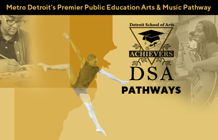 Detroit School of Art Pathways