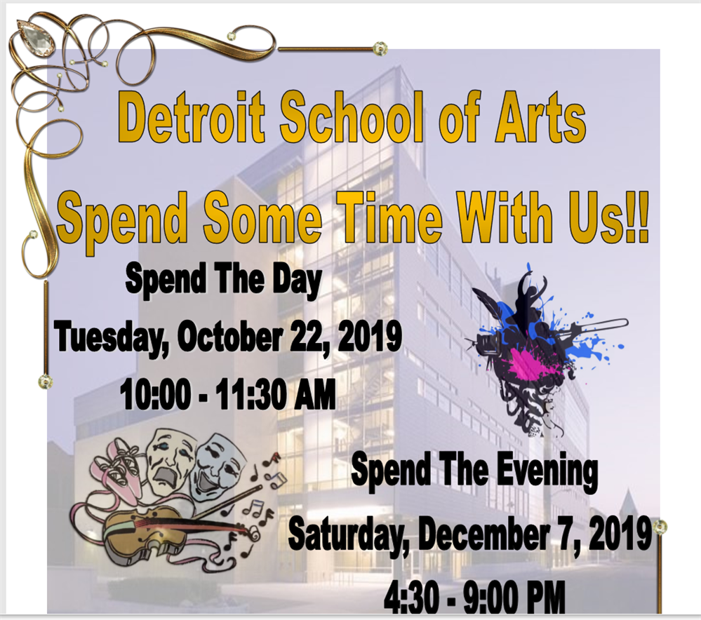 Spend Some Time at DSA!