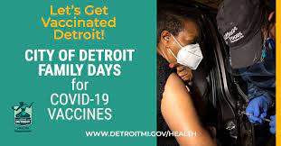 Let's Get Vaccinated Detroit