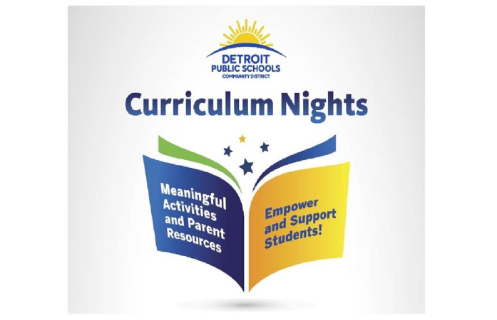 curriculum nights graphic