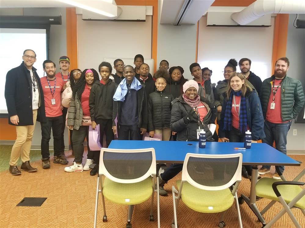 Detroit Area Pre-College Engineering Program (DAPCEP) and Quicken Loans QSTEM Program