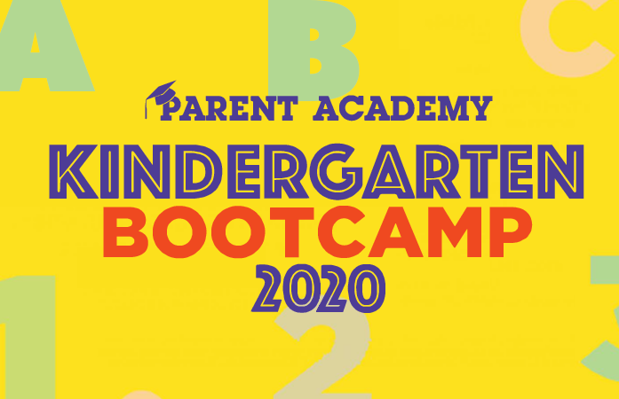 Sign Up for Kindergarten Bootcamp 2020!