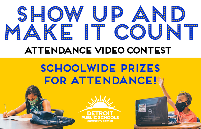 Show Up and Make It COunt Attendance Challenge